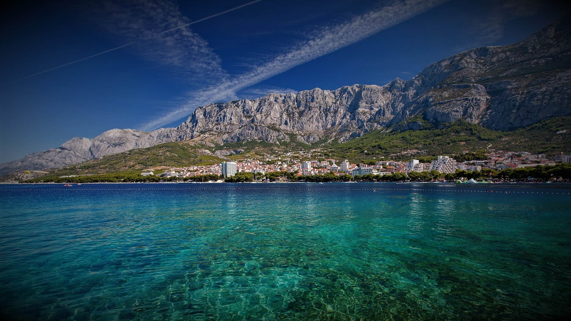 Makarska Riviera - travel guide to Makarska Riviera